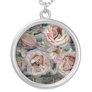 Pink Roses Pendant
