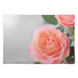 Pink Roses Placemat