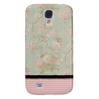 Pink Roses Samsung Galaxy S4 Cover