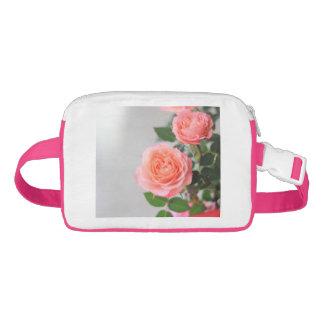 Pink Roses Waist Bag