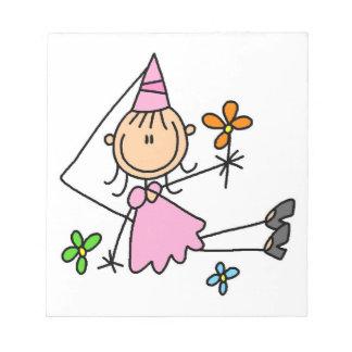 Pink Royal Princess Note Pads