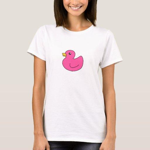 Pink Rubber Duck T-Shirt