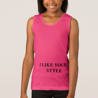 pink s size top