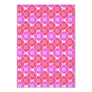 Pink Sacred Lotus Wedding Suite Card