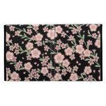 Pink Sakura Japanese Floral Kimono iPad Case