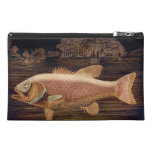 Pink Salmon Travel Accessories Bags