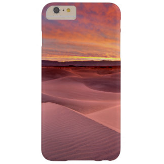 Pink sand dunes, Death Valley, CA Barely There iPhone 6 Plus Case