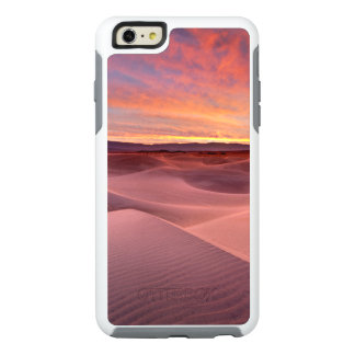 Pink sand dunes, Death Valley, CA OtterBox iPhone 6/6s Plus Case