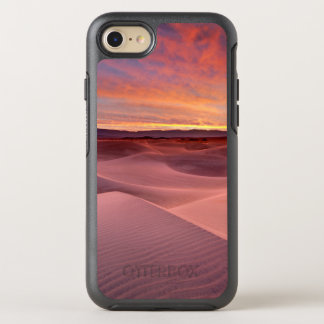 Pink sand dunes, Death Valley, CA OtterBox Symmetry iPhone 7 Case