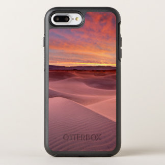 Pink sand dunes, Death Valley, CA OtterBox Symmetry iPhone 7 Plus Case