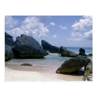 Pink Sand Postcard