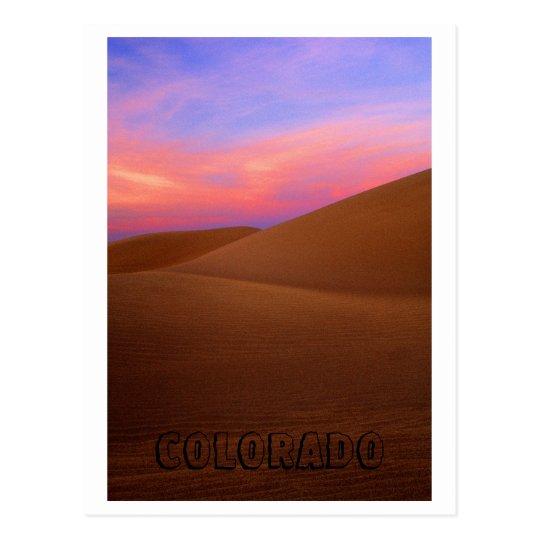 Pink Sands Postcard