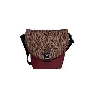 Pink Sandstone Is Attitude Messenger Bag