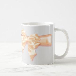 Pink Satin Bow Coffee Mug