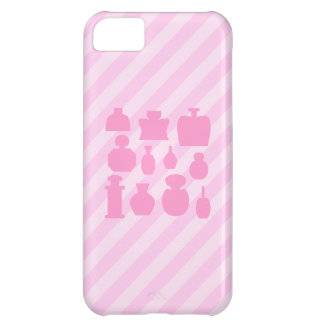 Pink Scent Bottles. iPhone 5C Cases