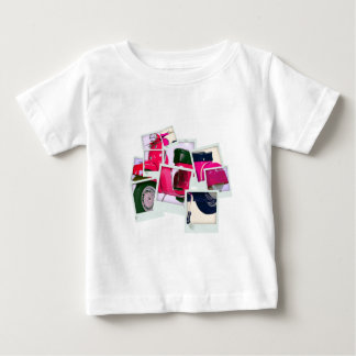 Pink Scooter Baby T-Shirt