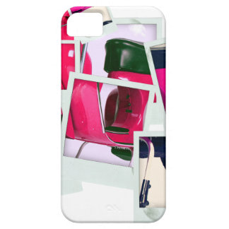 Pink Scooter iPhone SE/5/5s Case