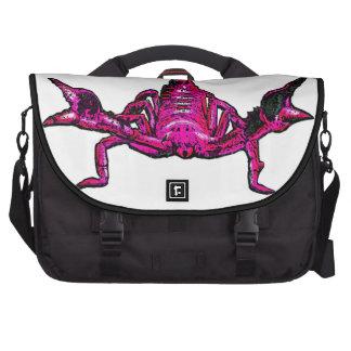 Pink scorpion queen commuter bags