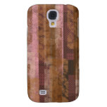 Pink Scraps Galaxy S4 Covers
