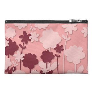 Pink Scratch II Travel accessory bag