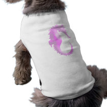Pink Seahorse Shirt
