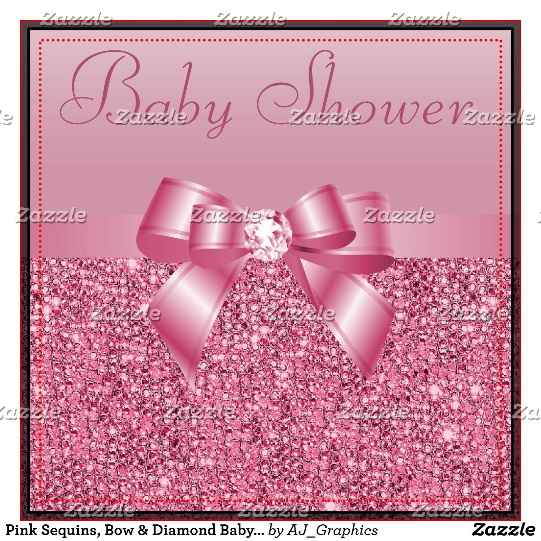 diamonds and pearls themed baby shower bow diamond baby shower