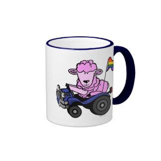 Pink Sheep 08 Mug