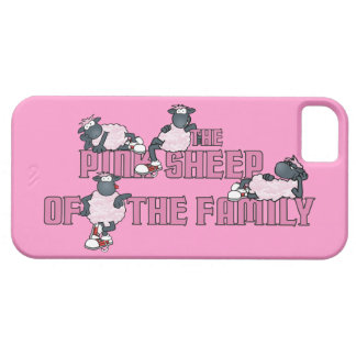 Pink Sheep Barely There™ iPhone 5 Case