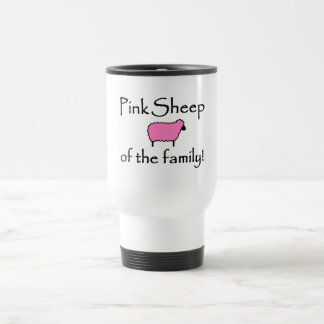Pink Sheep of the Family Coffee Mug
