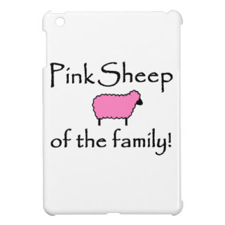 Pink Sheep of the Family iPad Mini Cover