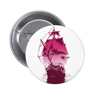 Pink Ship Buttons