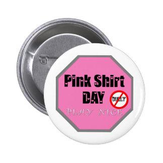 PINK SHIRT DAY PIN