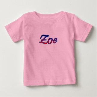 Pink short sleeve t-shirt fot Zoe
