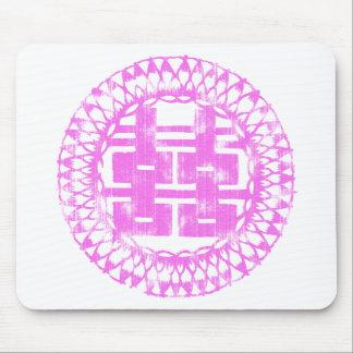 Pink Shuan Xi Mouse Pad