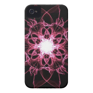 Pink Silk Flower Case-Mate iPhone 4 Universal Case