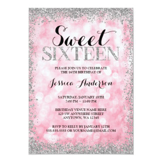Red And Black Sweet 16 Invitations was awesome invitation example