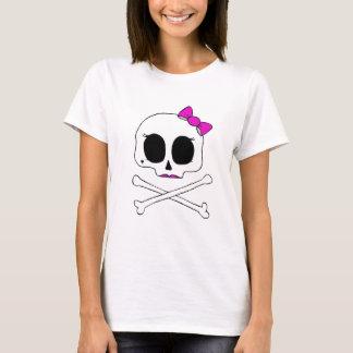Pink Skellie T shirt