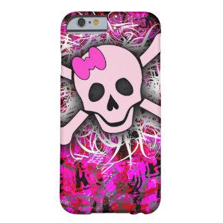 Pink Skull iPhone 6 case