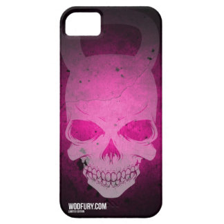Pink Skull Kettlebell - Limited Edition iPhone SE/5/5s Case