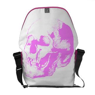 Pink Skull Ultimate Fashion Bag Commuter Bags