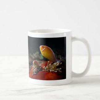 Pink Skunk Clownfish Coffee Mug
