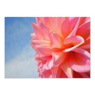 Pink Sky Card