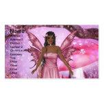 Pink Sky Garden Business Card Template