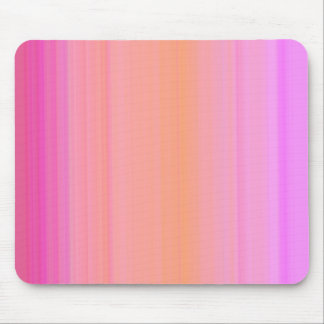 Pink sky mouse pad