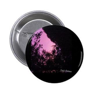 Pink Skys Pinback Button