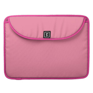 Pink Sleeve For MacBooks