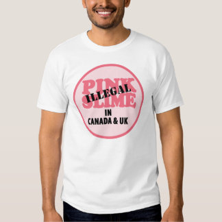 Pink Slime Shirt
