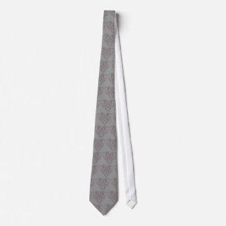 Pink Smoke Dragonheart Neck Tie