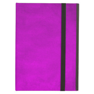 Pink Smudge Cover For iPad Air