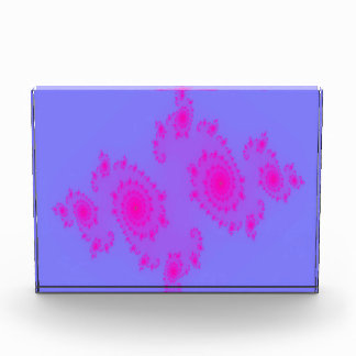 Pink Sneeze Fractal Decoration Award